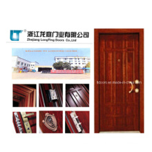 Turkey Armored Door with ISO Certificate Made in Yongkang