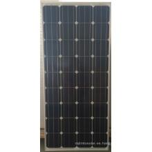 Panel solar de 135W con certificado TUV y CE