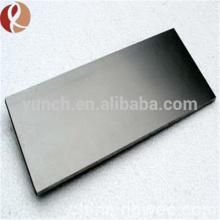 Стандарт ASTM B776 высокой чистоты ВЧ Гафний цена плиты