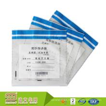 Bien protéger le joint en plastique de sécurité de sac en plastique de preuve d'autoprotection forte de sécurité