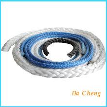 Cuerda trenzada color UHMWPE