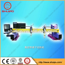 China cheap gantry cnc plasma cutting machine / cnc plasma cutter machine