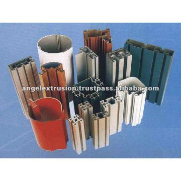 Perfil de aluminio para utilidad industrial