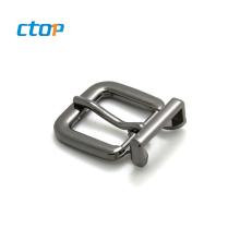 Wholesale custom pin belt fashion metal buckle