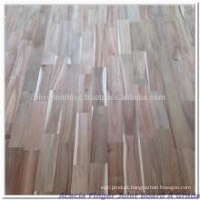 AB grade acacia wood finger joint board 8x4