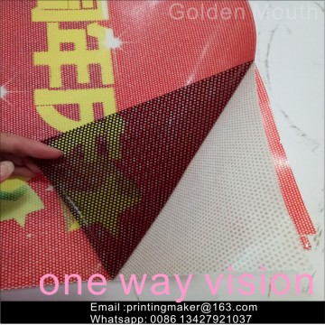 One Way Vision Window Sticker Film Decals