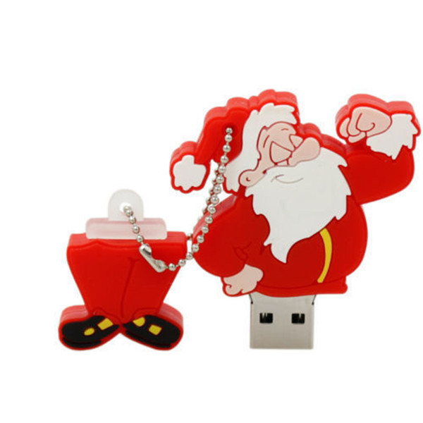 Santa Clause USB Flash Drive