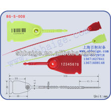plastic sealing strip BG-S-008, container seal