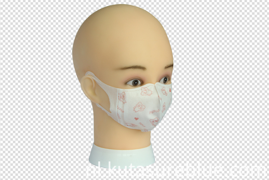 Face Masks 3D Design