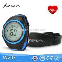 BSCI Waterproof calorie counter heart rate monitor sport watch