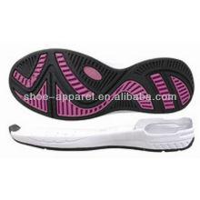 2013 jinjiang wholesale shoe sole eva sole running sole