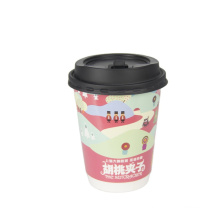 Manufacturers Custom takeaway disposable paper cup paper
