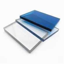 Пластиковая пластина цельная лист поликарбоната 4мм