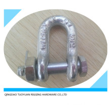 G2150 Drop Forged Bolt Type D Shackle