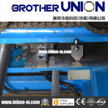 Hecho en China Tipo de remolque Roll formando la máquina