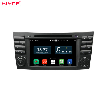 Android car dvd gps για MB E-Class W211