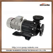 Résistance à la corrosion à micro plastique horizontal sans pompe magnétique de fuite