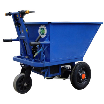 Peofessional Pull Ash Dump Trolley