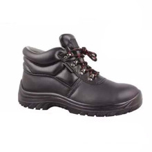 China Professional Labor PU/Leather Industrial Safety Worker Shoes