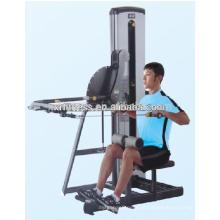 multi double functionla instrutor Lat Pulldown & Sentado Remo ginásio equipamentos de ginástica (9A023)