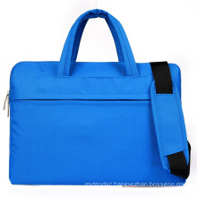 Zip Polyester Laptop Messenger Travelling Bag