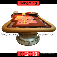 Роскошный стол рулетка стол казино (Юм-RT05)