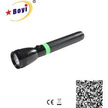 CREE 3W linterna recargable de aluminio