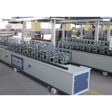 Holzbearbeitungsmaschine Kaltleim Profil Wickelmaschine