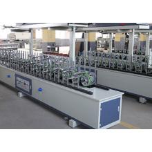 Aluminium PVC Profile Cold Glue Woodworking Wrapping Machine