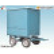 Transformador de resíduos Purificador de óleo / Envelhecimento Transformador Fábrica de limpeza de óleo / Fábrica de desidratação de óleo de transformador (ZYM)