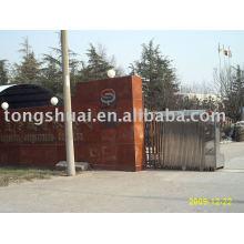 Stainless steel extension door