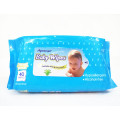 Vlies-Tücher im Travel Pack Wet Baby Wipes