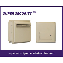 Steel Through-The-Wall Locking Drop Safe Box (SMQ18)