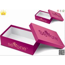 Schuh Sorage Box / Papier Schuhkarton / Schuhaufbewahrung (mx-100)