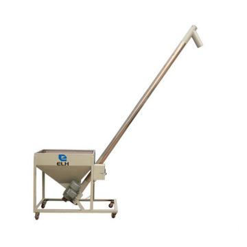 Cargador automático de tornillo de acero inoxidable para polvo