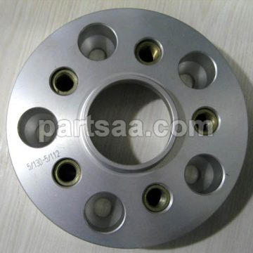 Spacer With Threaded Inserts
