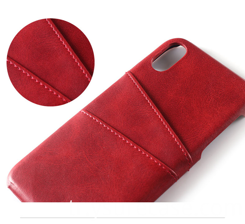 High Quality Pu Leather Cell Phone Case 1