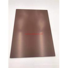 Brown Powder Color Coated ACP 4mm Aluminum Composite Panel