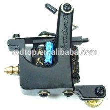 Protessional hervorragende handgefertigte Tattoo Maschine Kupfer Spule Pistole