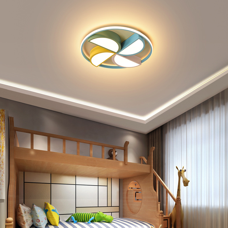 Application Circle Ceiling Lights