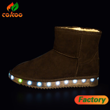 New Style Led Snow Boots Size 35-46