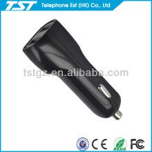 Uso de cargador de coche micro promocional de usb para los clientes