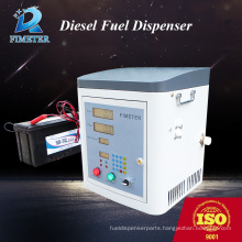 12v dc motor mini fuel dispenser with diesel pump hose