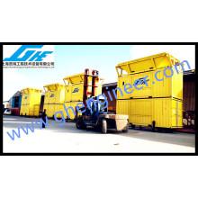 warehouse chemicals usage bagging machine