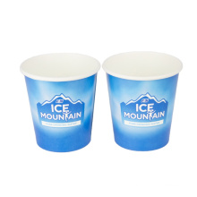 Factory hot sale customize printed fashion design 7oz paper cups