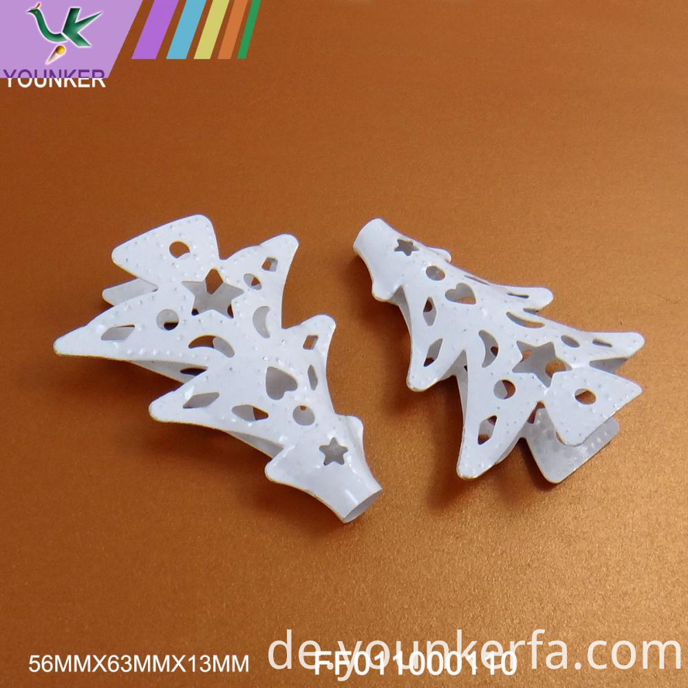 Led Light String Metal Ornaments