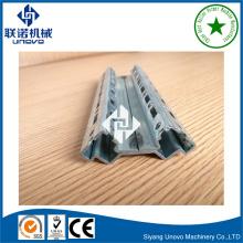 Support d'armoire en acier 9 13 16 profil en métal plié