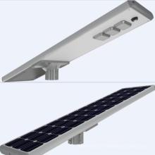 3 ans de garantie allumant extérieur CC 12V a mené le CE ROHS solaire du réverbère solaire 60w IP65