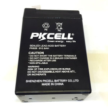Bateria recarregável acidificada ao chumbo selada 6V 2.8Ah