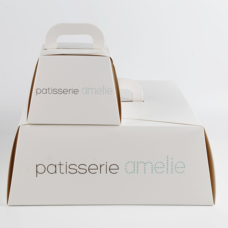 Custom Cake Box Packaging